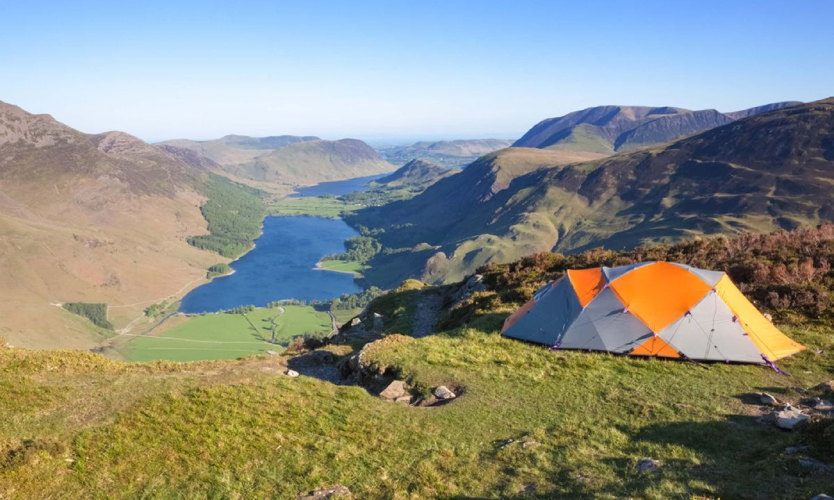 What to pack when you're... wild camping in the UK