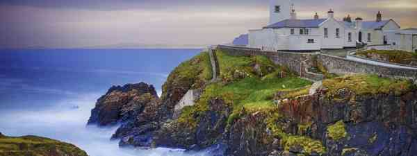Fanned lighthouse, County Donegal (Shutterstock: see main credit below)