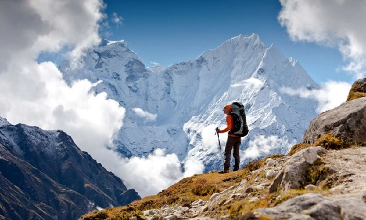 The Wanderlust guide to the best of walking and trekking