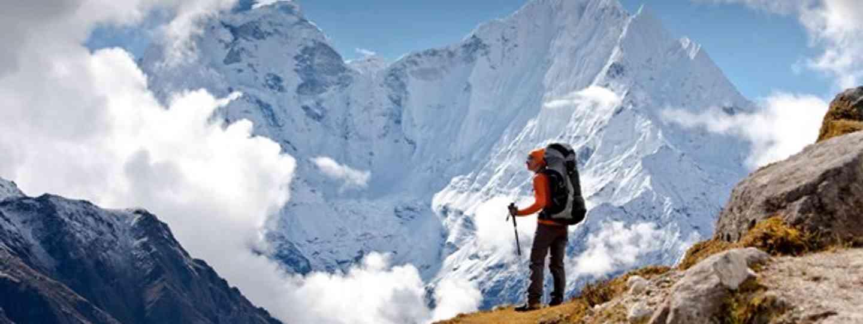 Hiking the Himalaya (Shutterstock: see main credit below)