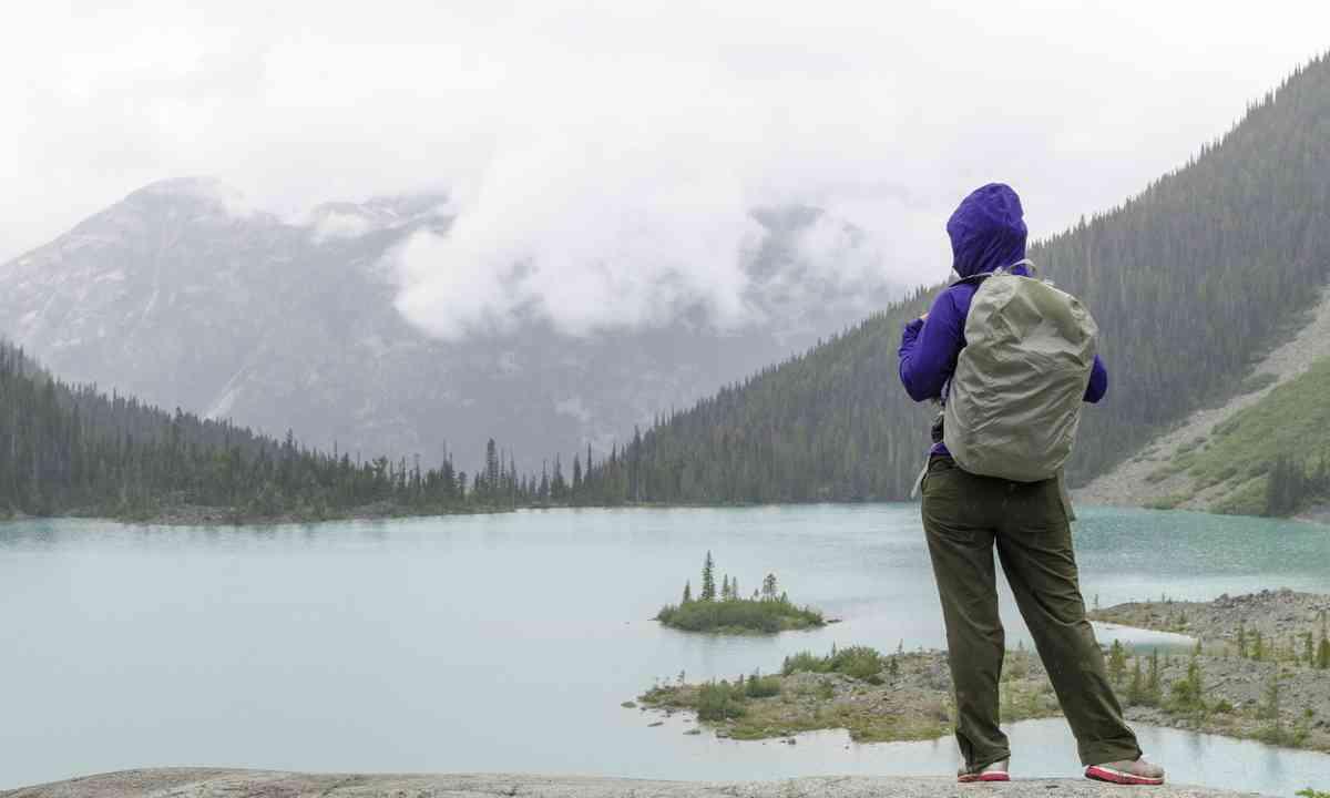 Solo hiker (Shutterstock.com)