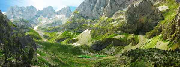 Albanian Alps (Shutterstock.com. See main credit below)