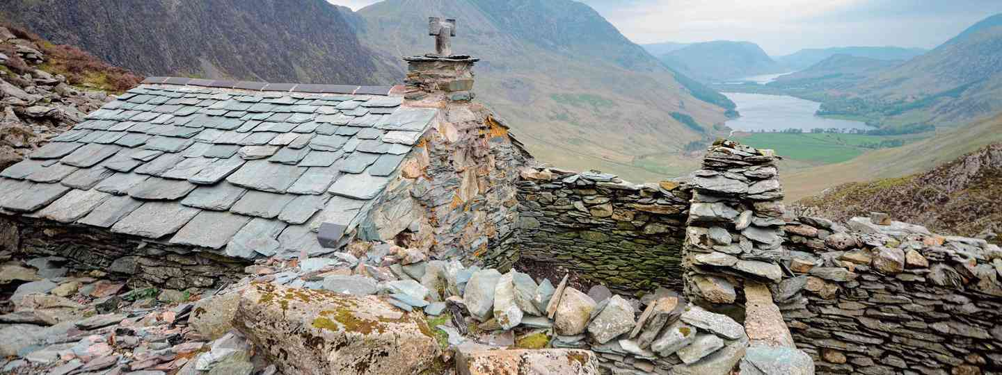 Bothy in the Lake District (Neil S Price)