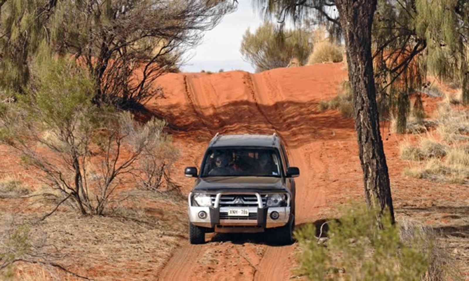 Driving the Binns Track (Tourism NT)