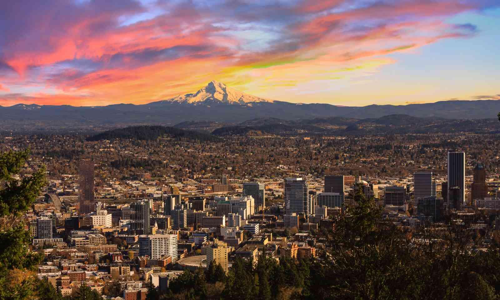Portland, Oregon (Dreamstime)