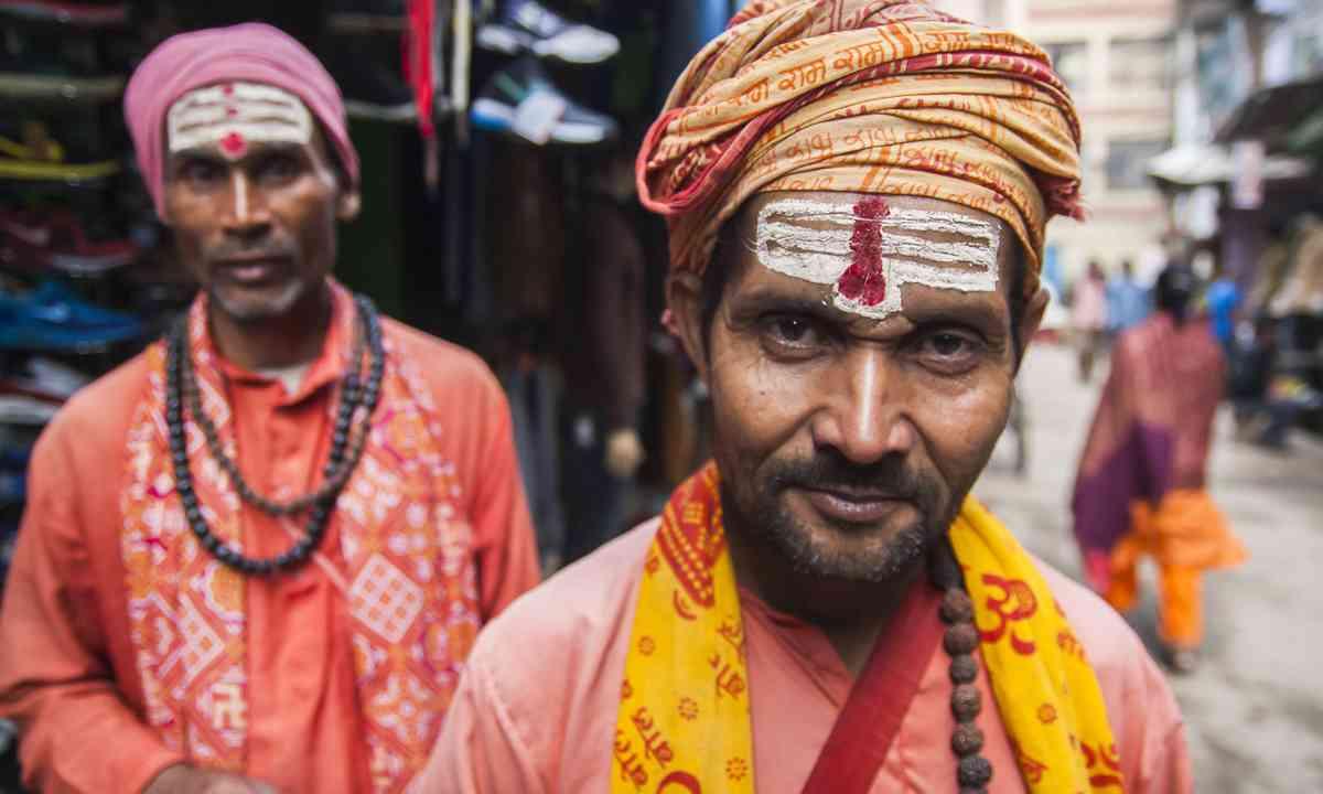 Happy Nepalese (Shutterstock.com)