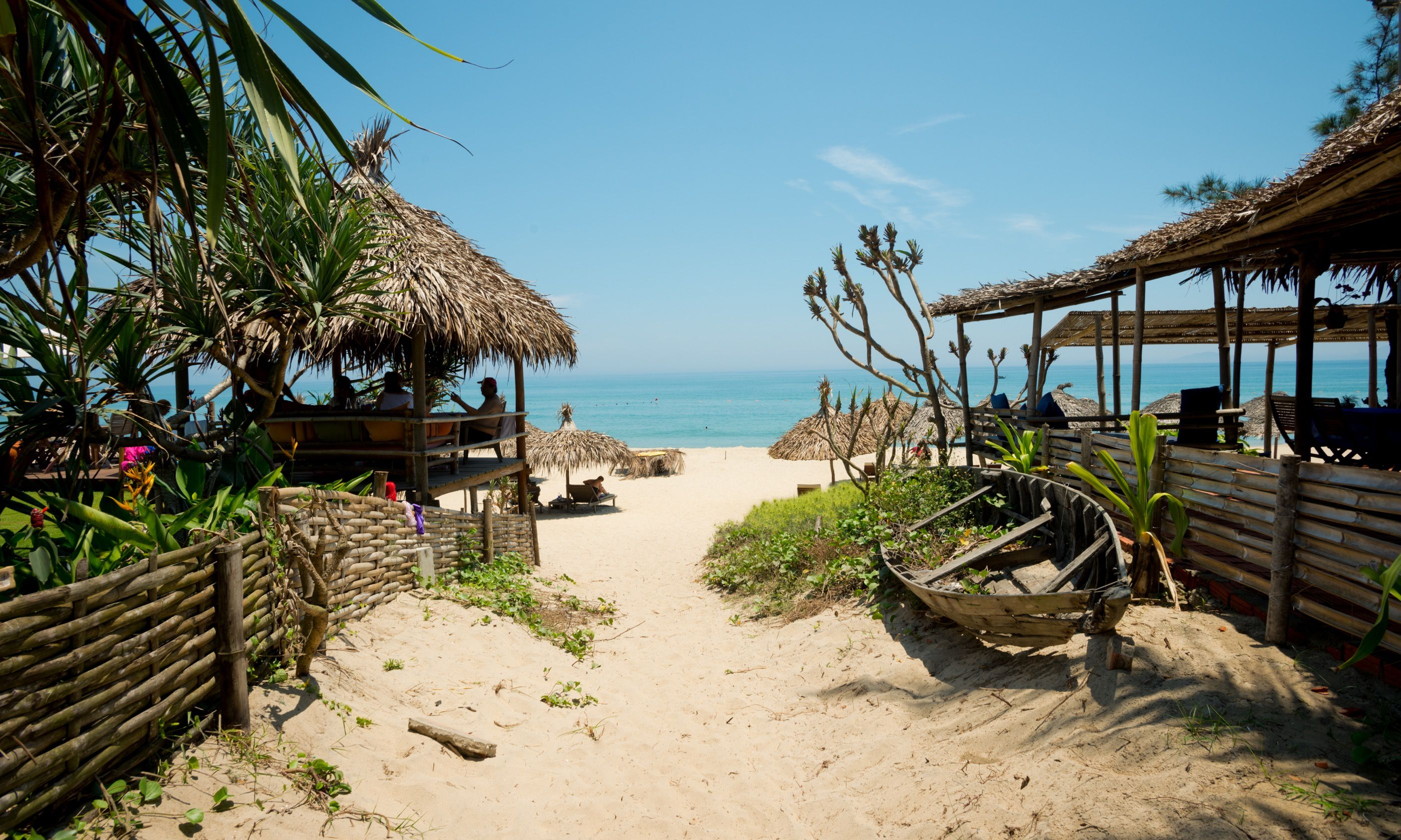 Ang Bang beach near Hoi An (Dreamstime)
