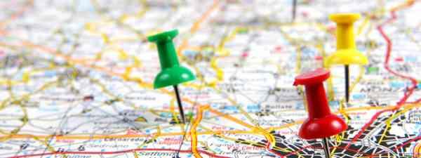 Road map (Shutterstock)