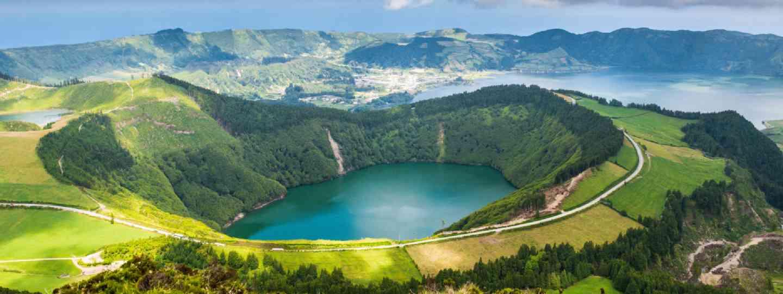 Sete Cidades, Azores (Shutterstock)