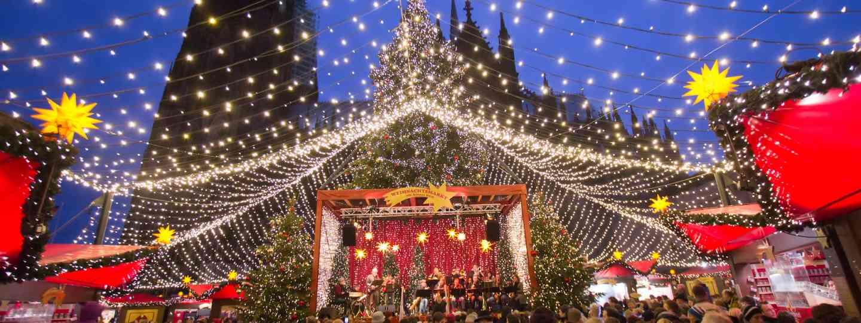 Cologne Christmas market (Shutterstock.com. See main credit below)