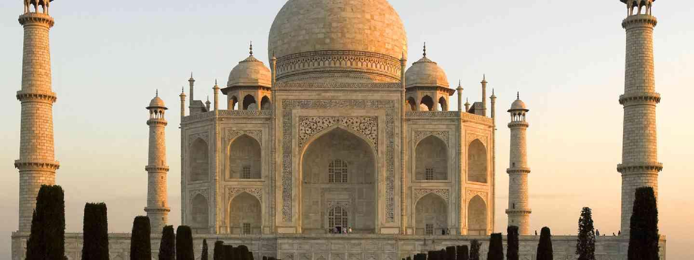 Taj Mahal, India (Dreamstime)