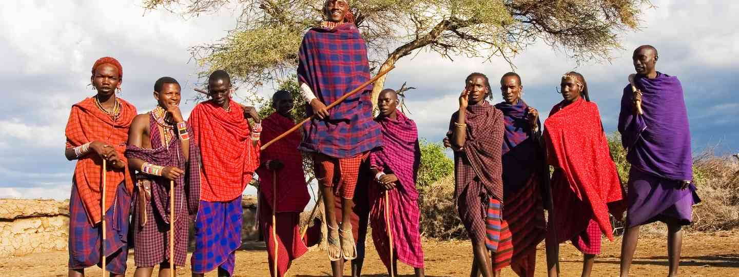 Meet the Maasai (Dreamtime)