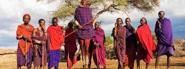 Meet the Maasai (Dreamtime)