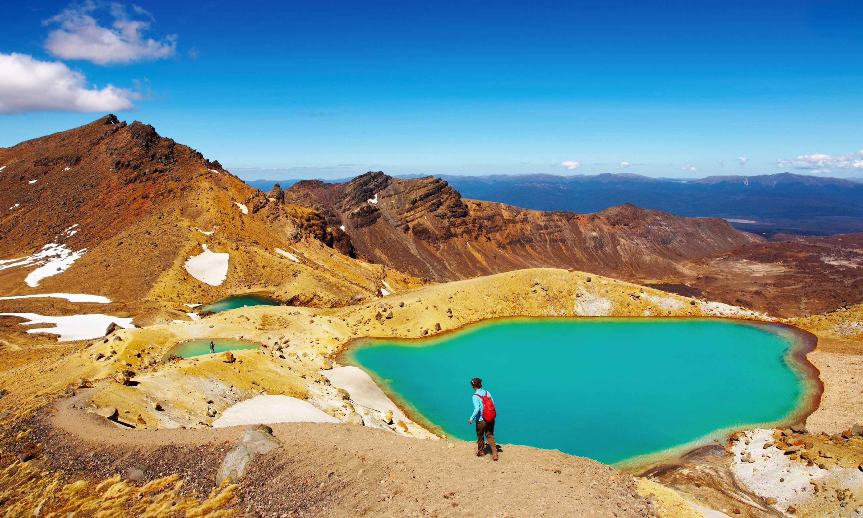 Tongariro National Park (Dreamstime)