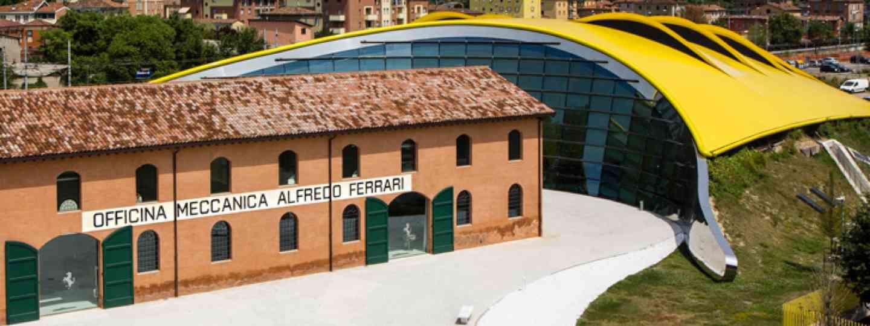 Museo Enzo Ferrari Modena (Ferrari.com)