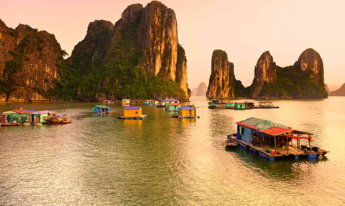 Halong Bay, Vietnam (Dreamstime)