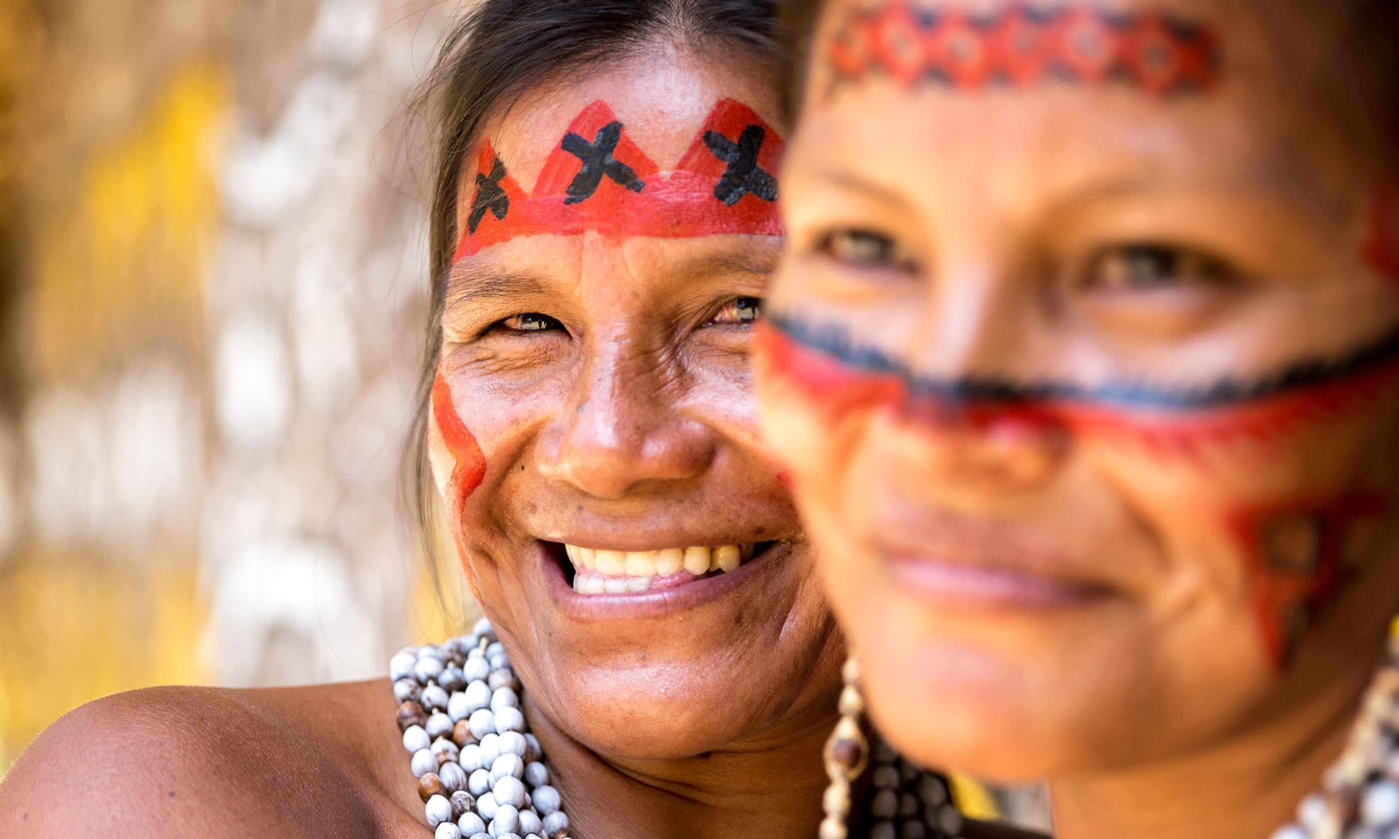 Indigenous tribe, Brazil (Shutterstock.com)