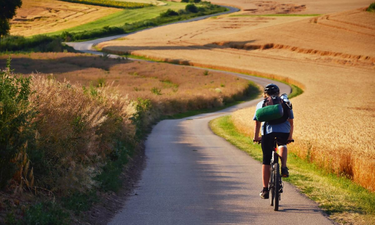 How to tackle your first cycle trip like a pro