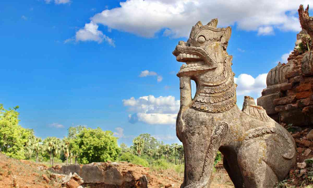 Leo Myanmar, Pyu ancient city (Dreamstime)