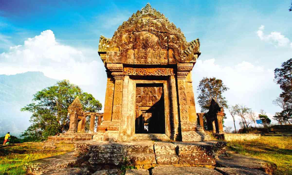 Temple of Preah Vihear (Dreamstime)