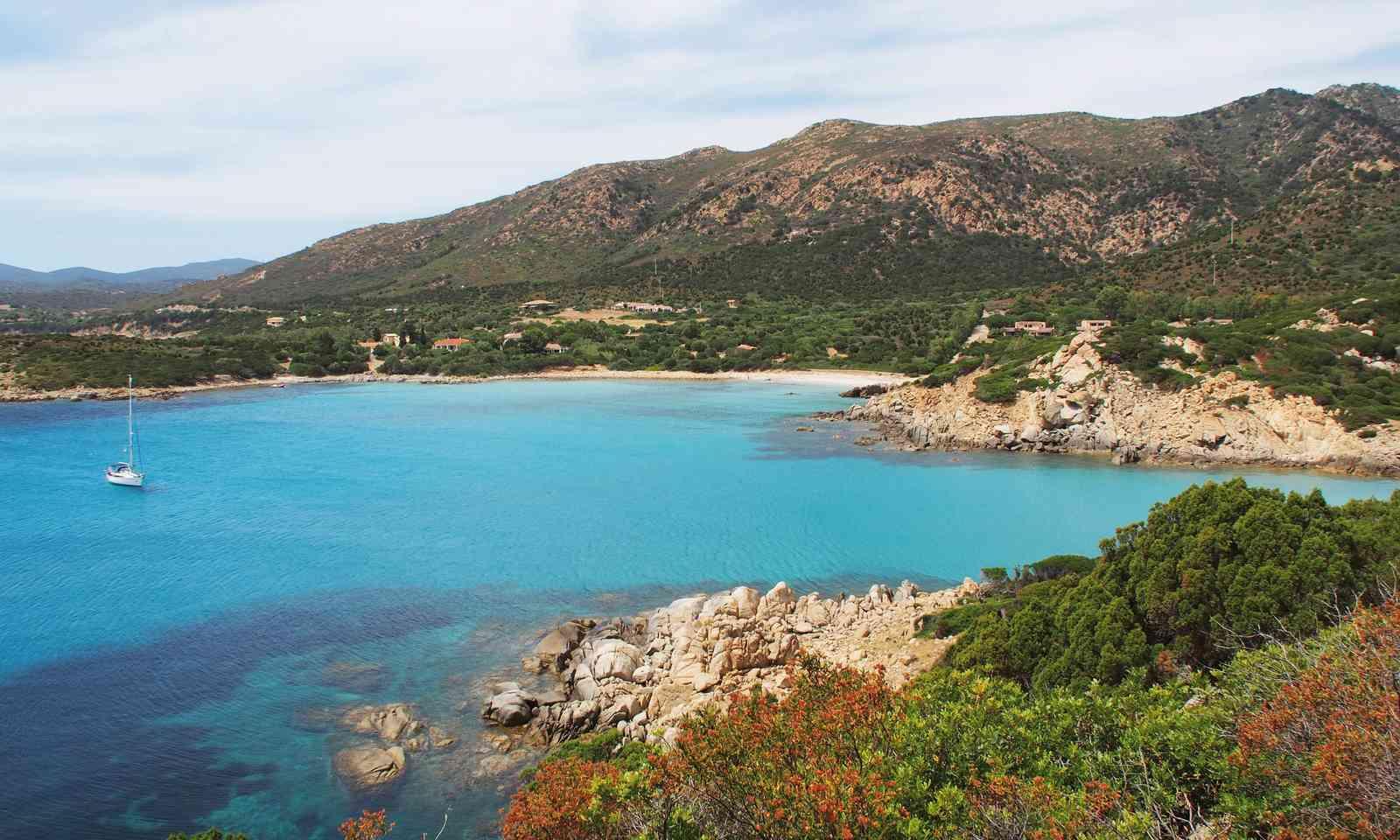 The coast near Pula (Dreamstime)