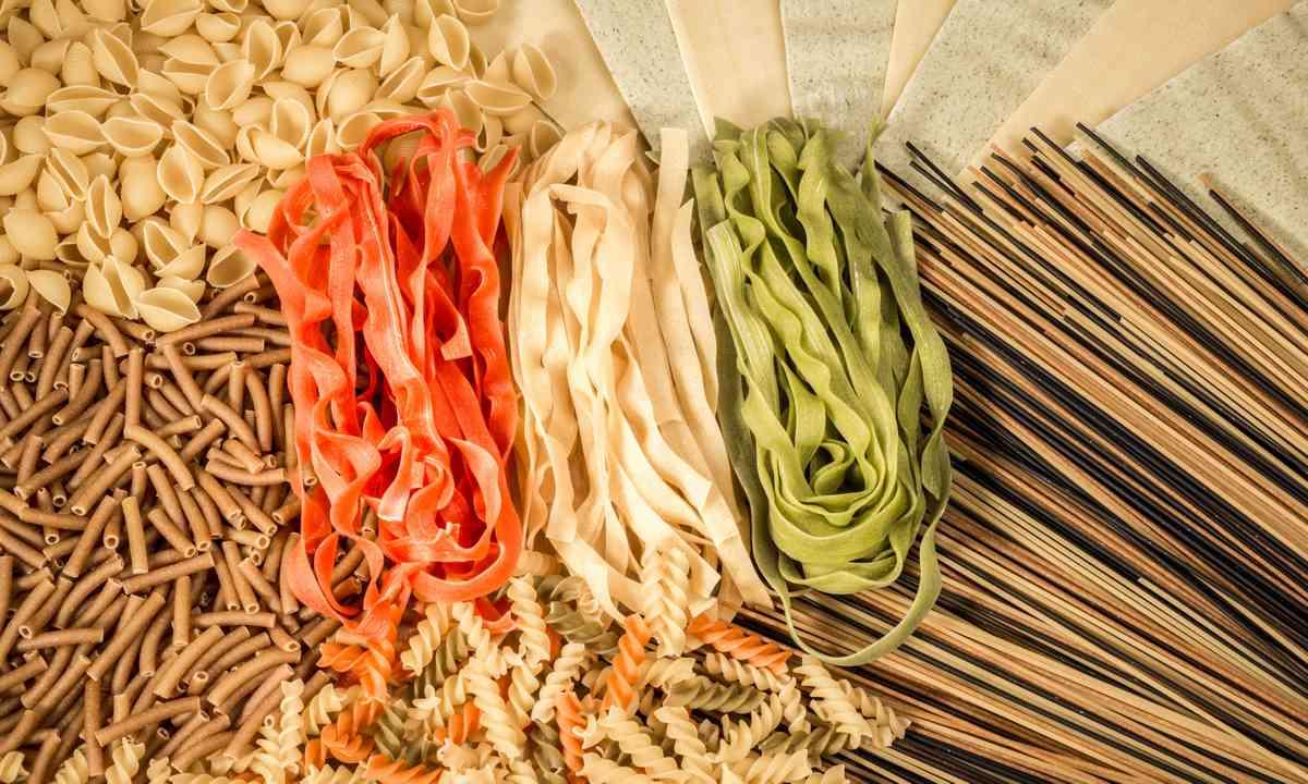 Italian pasta (Shutterstock.com)