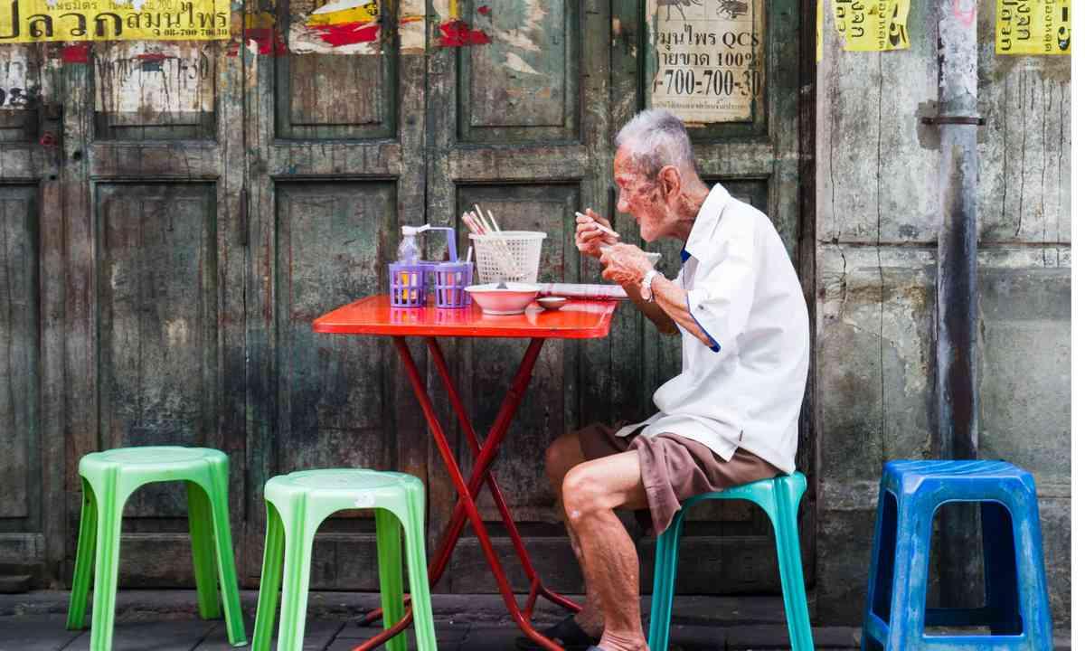 Street food Bangkok (Shutterstock.com)