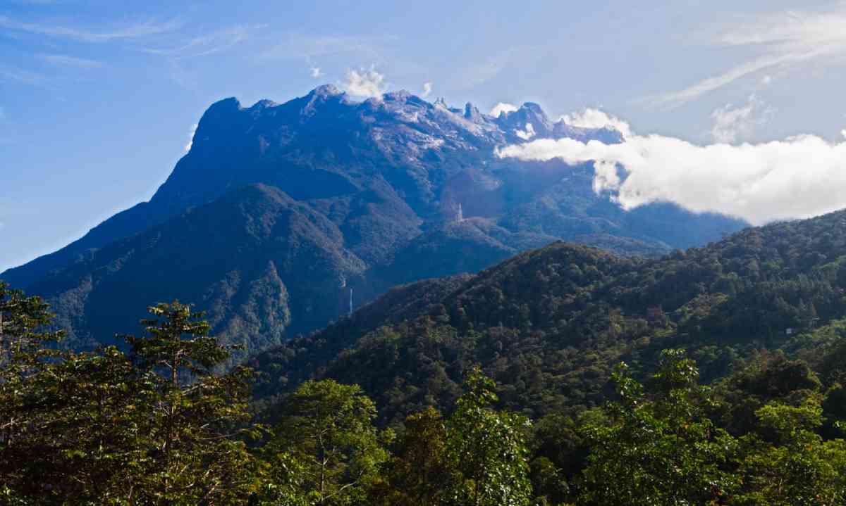 Mount Kinabalu (Dreamstime)