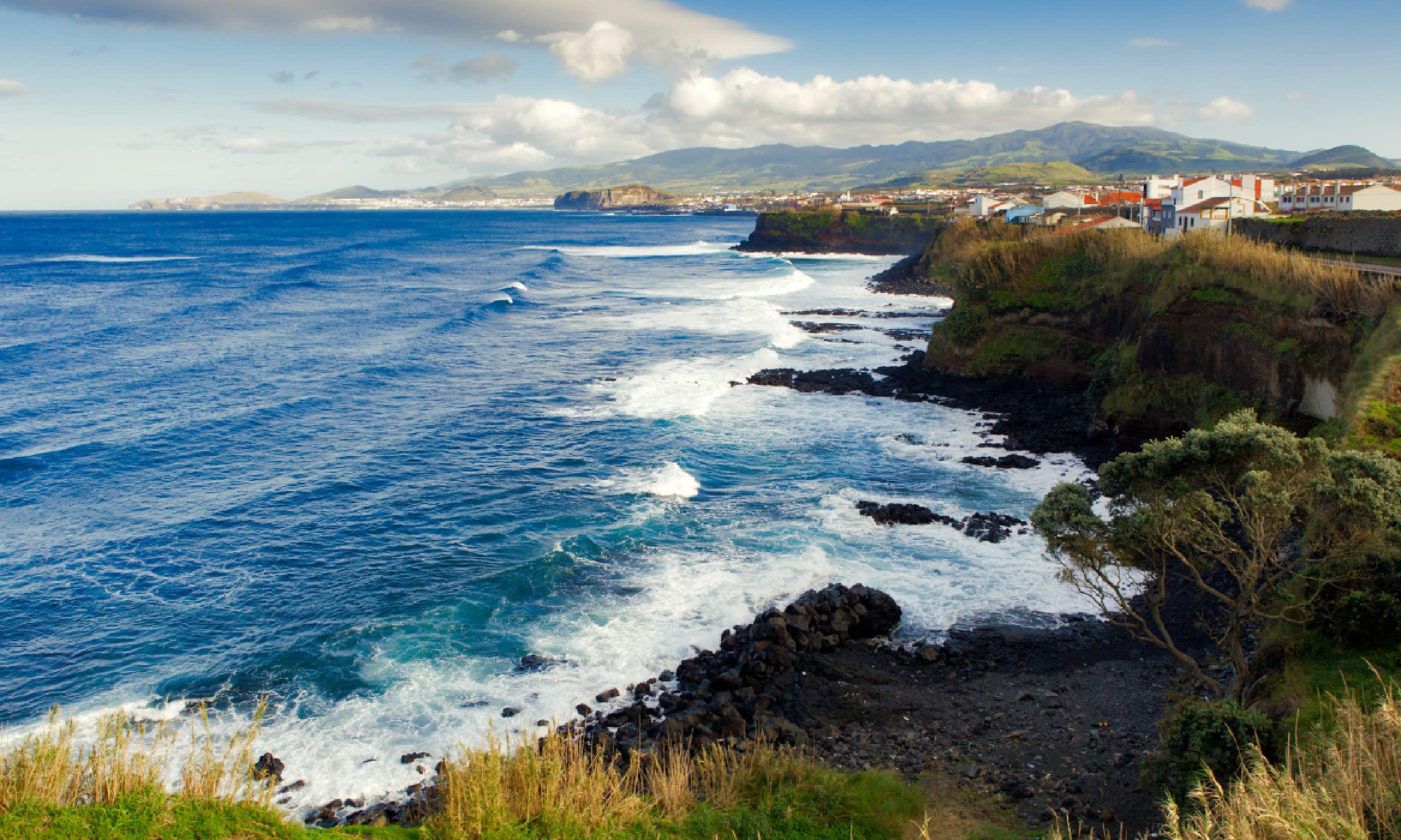 San Miguel, Azores (Shutterstock)