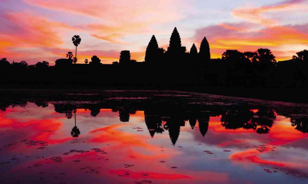 Angkor, Siem Reap, Cambodia (Dreamstime)