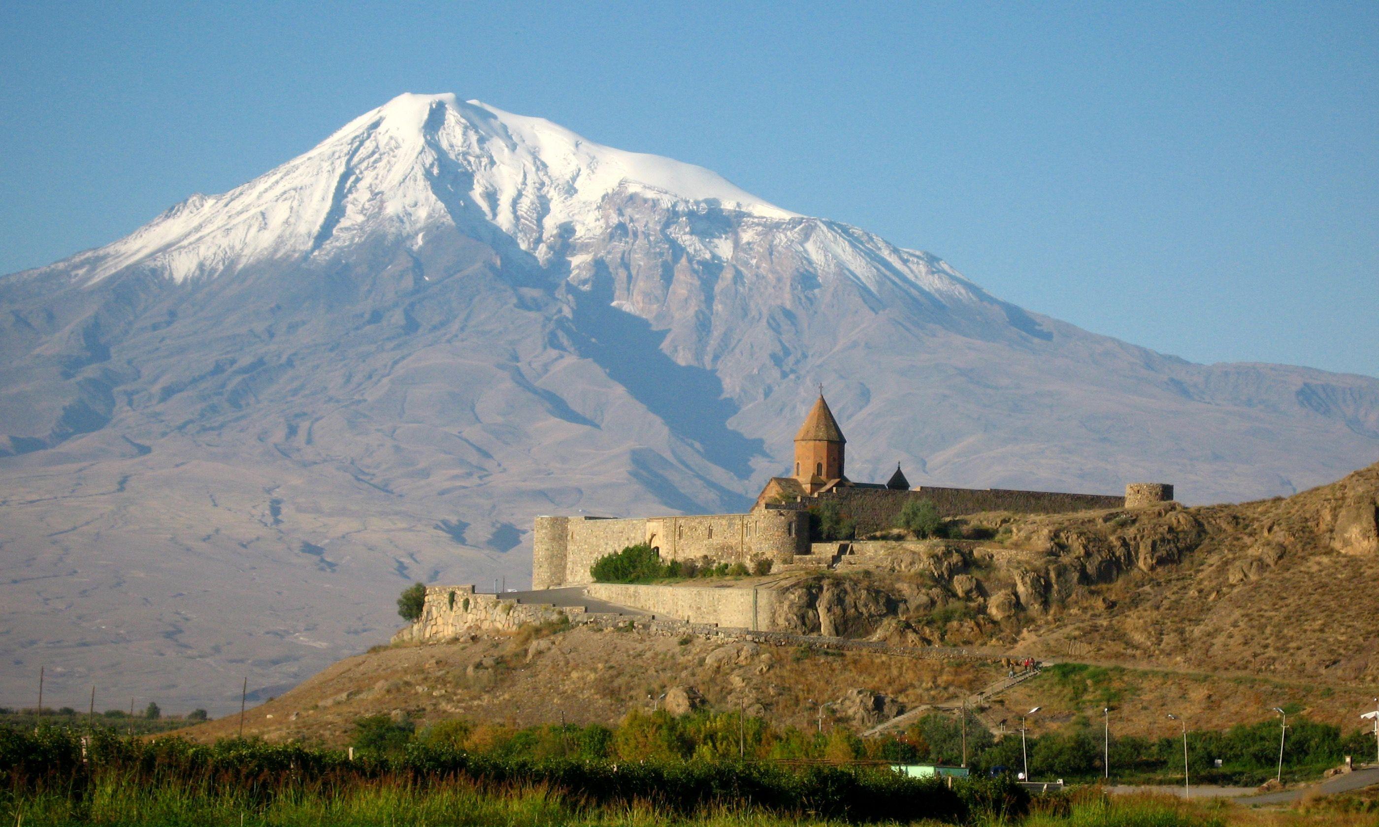 Khor Virap Monastery, Armenia (Dreamstime)