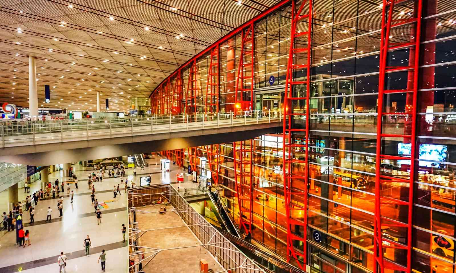 The Red Terminal (Dreamstime)