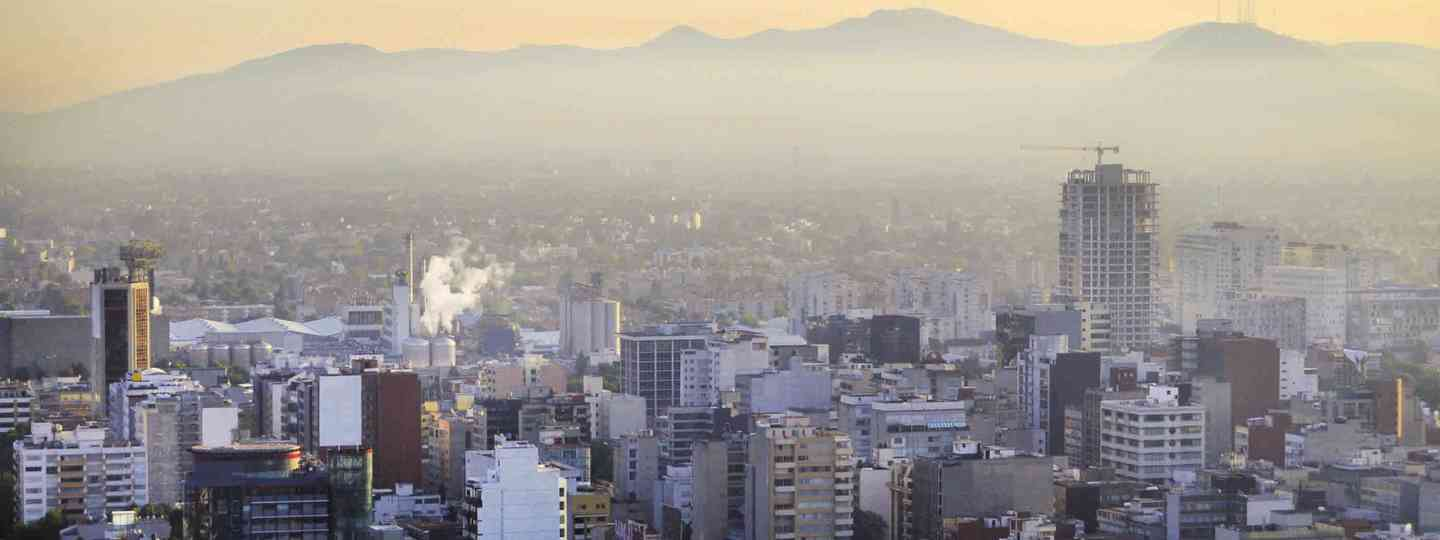 Mexico City (Dreamstime)