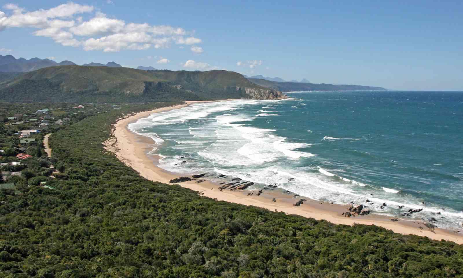 Tsitsikamma National Park, South Africa (Shutterstock)