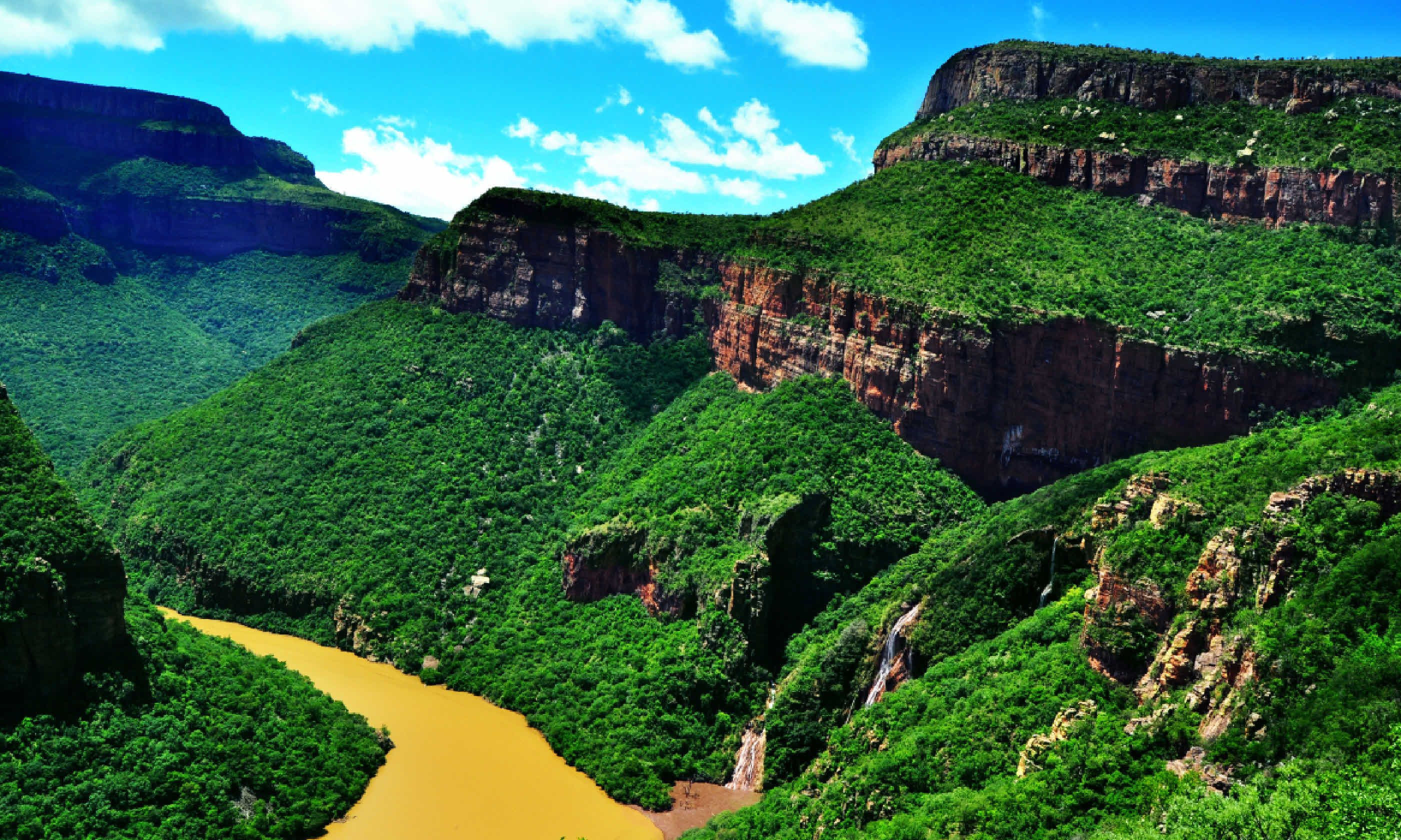 Blyde River Canyon, South Africa (Shutterstock)