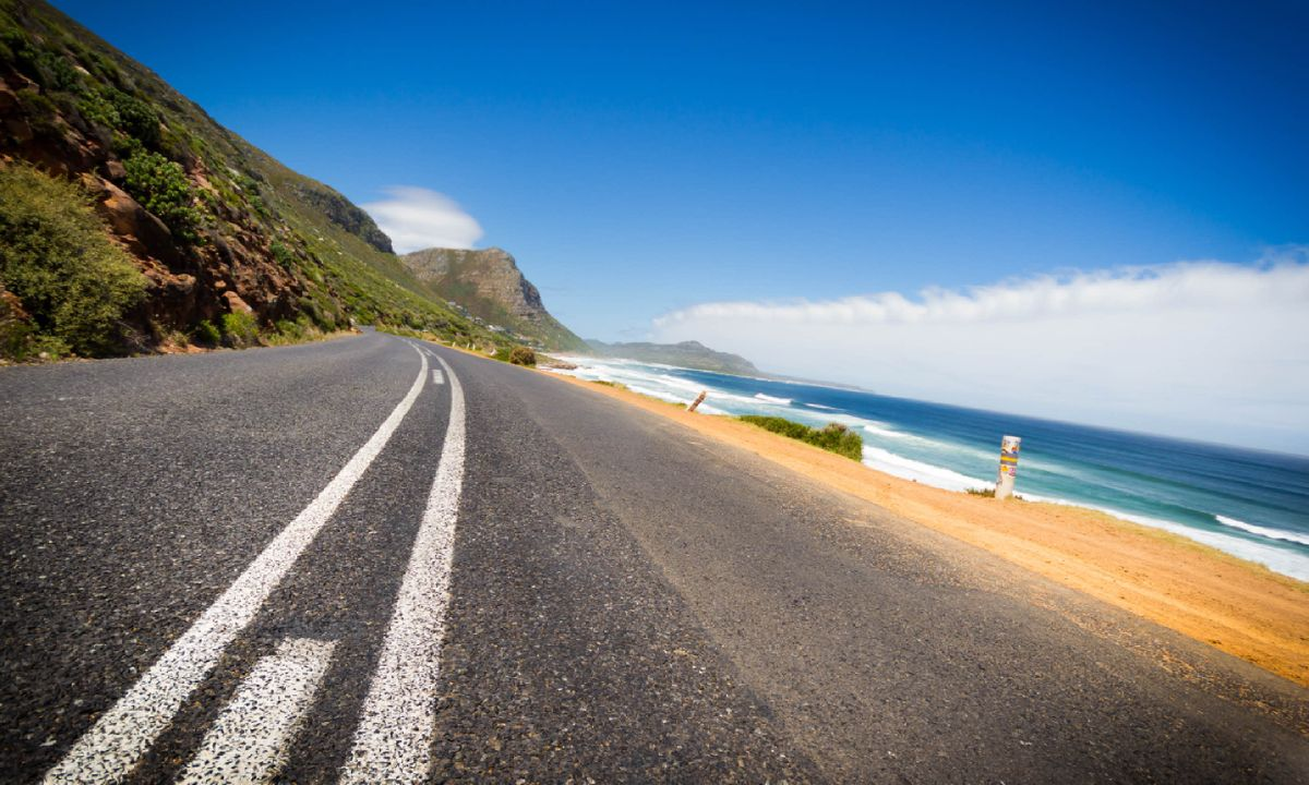 Top 5 roadtrips in South Africa