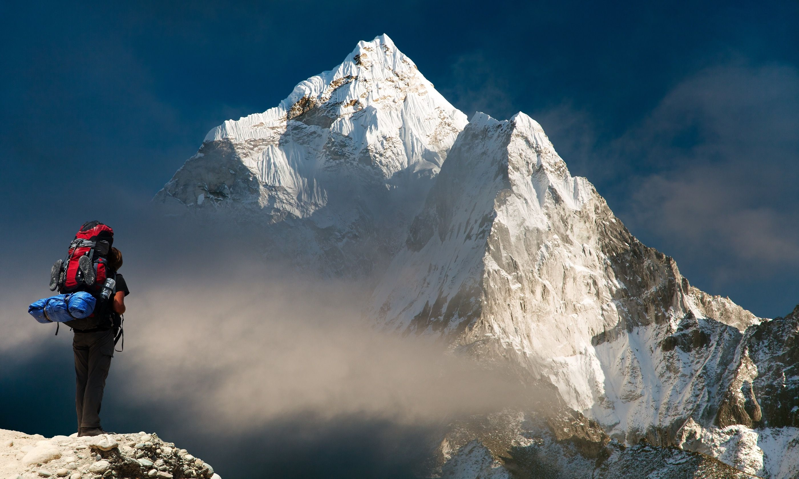 Evening view of Ama Dablam (Shutterstock.com)