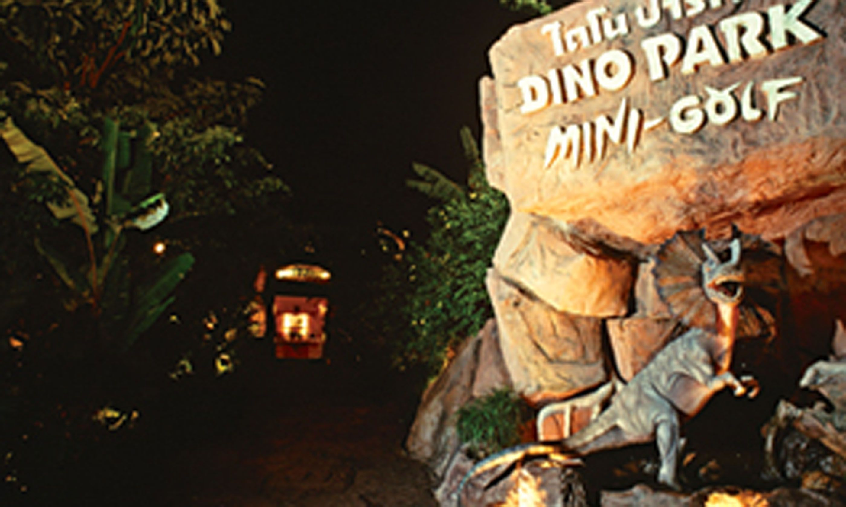 Jurassic Mini Golf (dinopark.com)