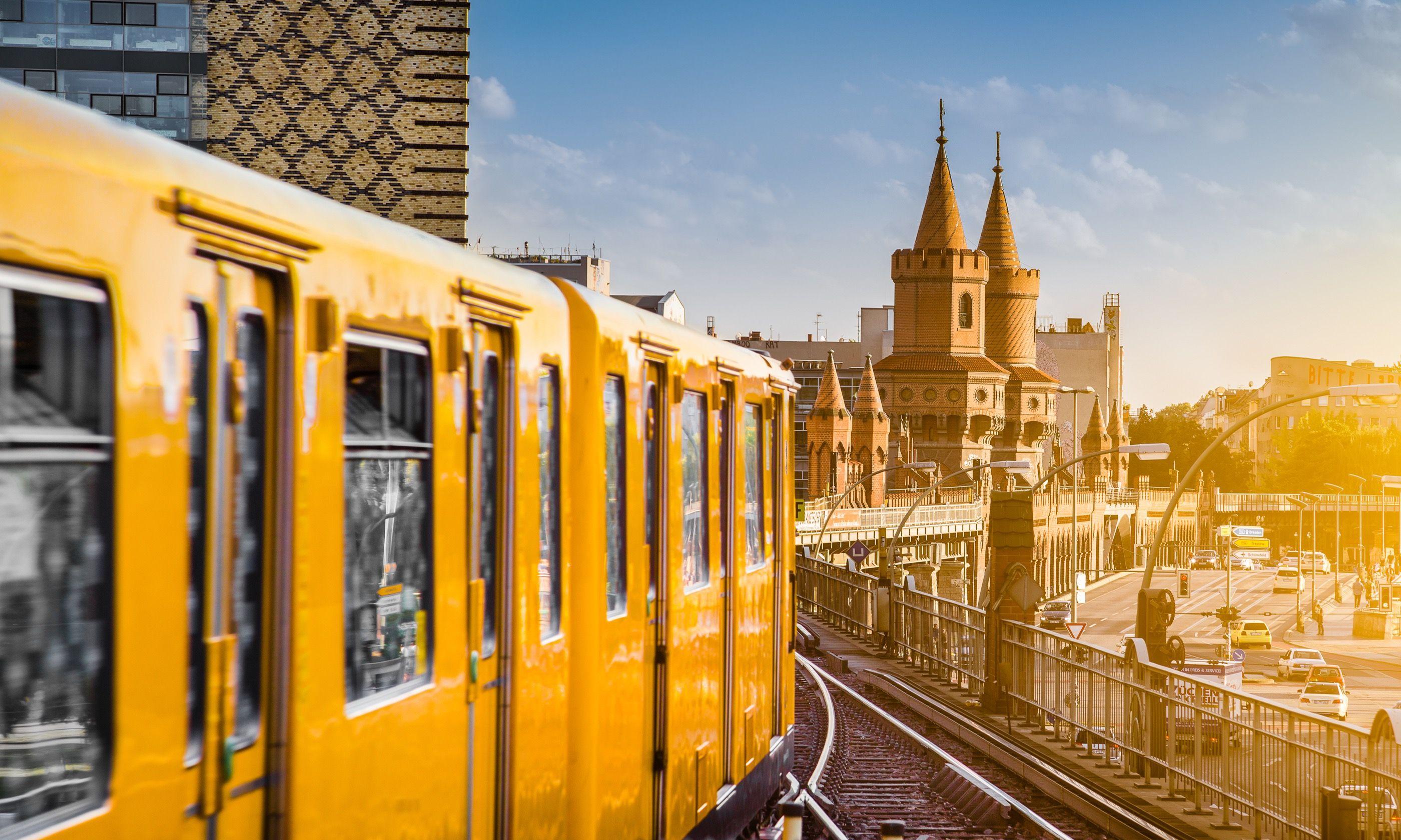 U-Bahn in Berlin (Shutterstock.com)