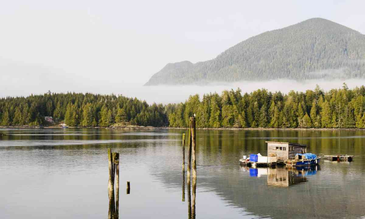 Pacific Rim National Park Reserve, Vancouver Island, British Columbia (Shutterstock)