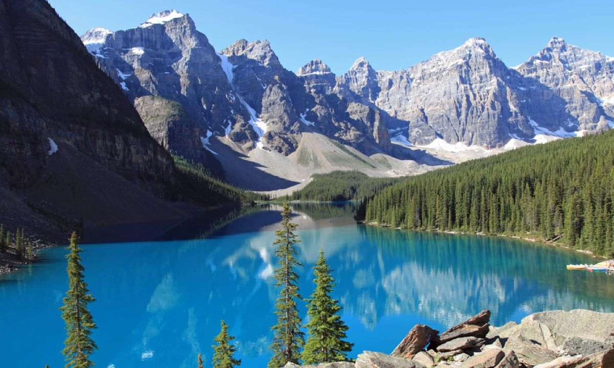 5 of the best Canadian National Parks