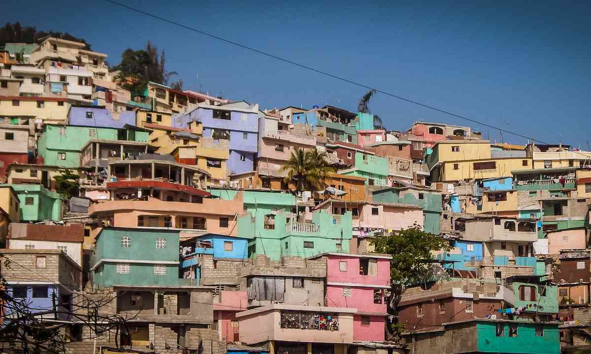 Hillside in Port-au-Prince, Haiti (Dreamstime)