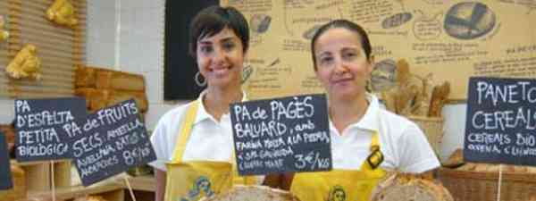 """Bread should taste like bread"" Baluard bakery, Barcelona (Brit Abroad)"