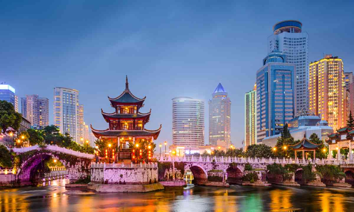 Guiyang, China (Shutterstock)