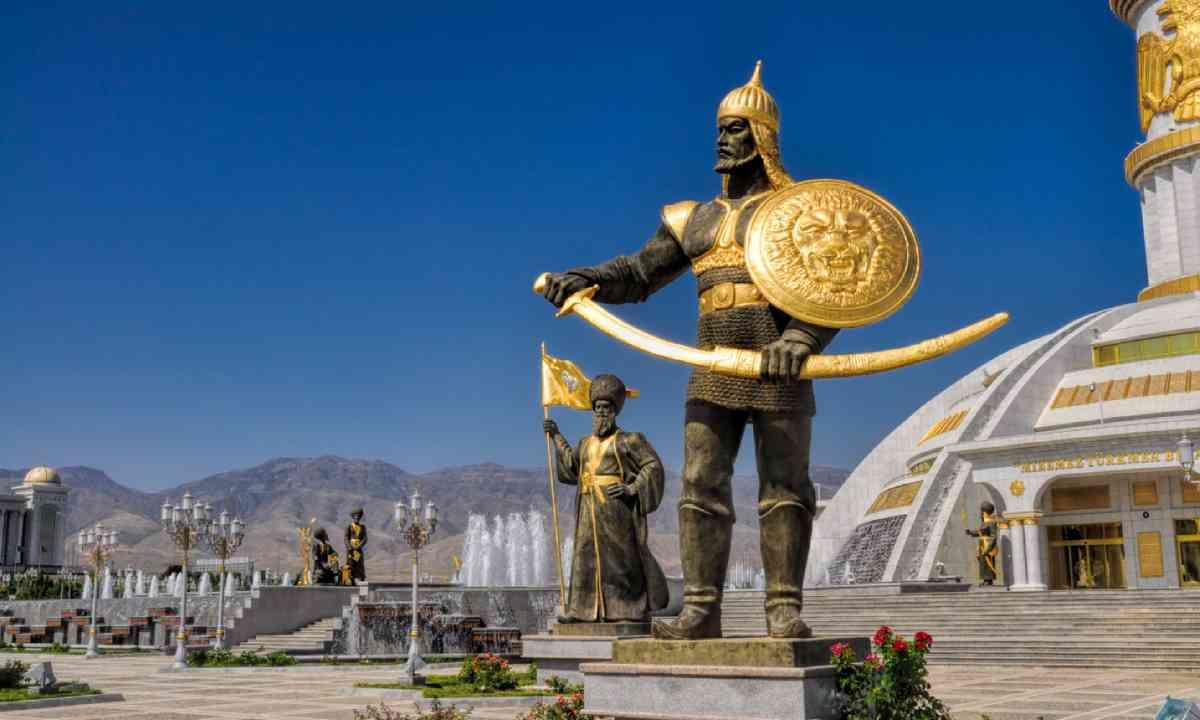 Ashgabat, Turkmenistan (Shutterstock)