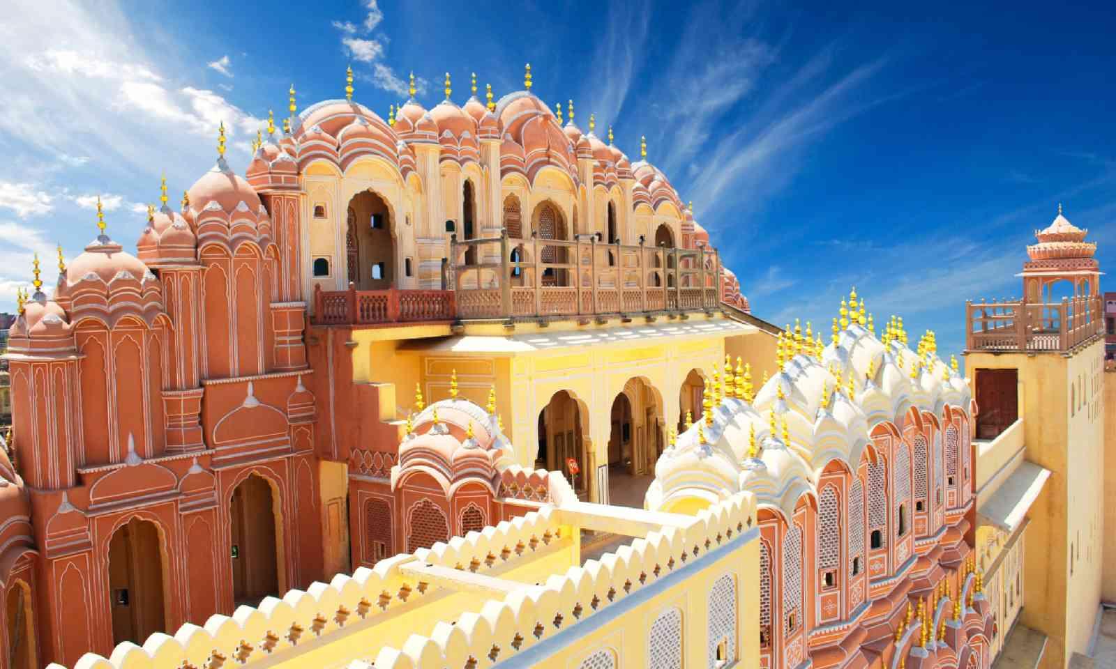Hawa Mahal, the Palace of Winds, Jaipur (Shutterstock)