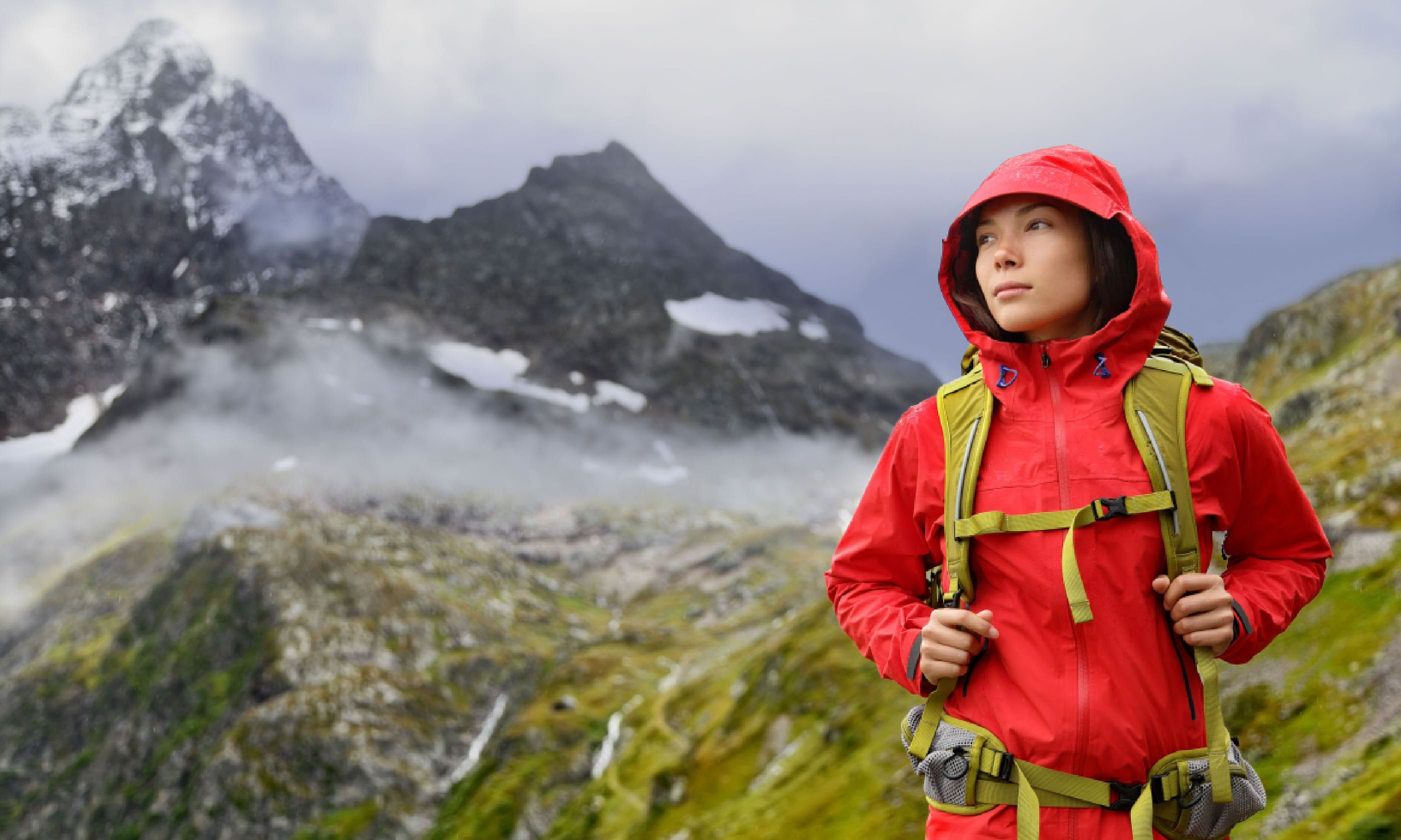 Hiking in the Alps (Dreamstime)