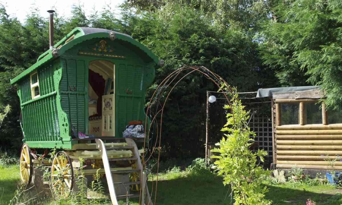Alde Garden, Cool Camping