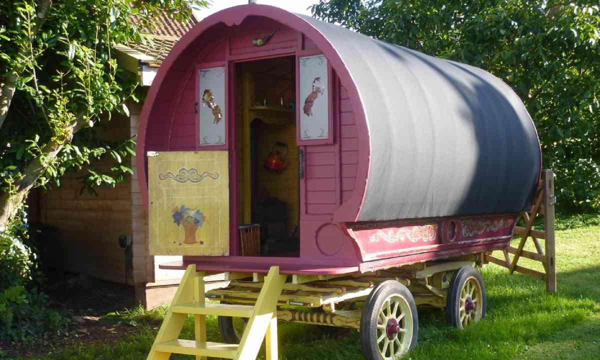 Huntstile organic farm, Cool Camping