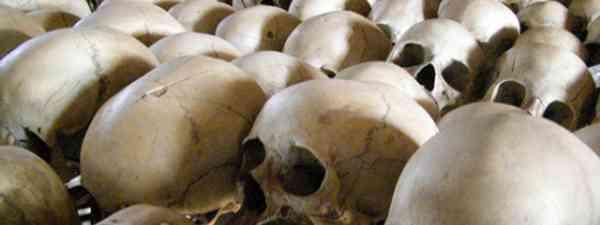 Rwanda Genocide memorial (configmanager)